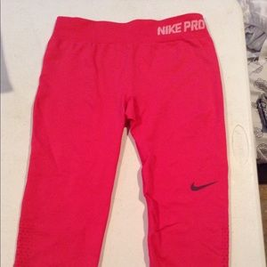 Women's Nike Pro Dry-Fit running leggings